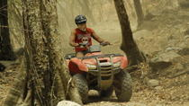 ATV Adventure Tour in Puerto Vallarta Including Tequila Tasting, Puerto Vallarta, Ziplines