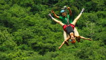 Canopy River Zipline Tour and Mule Ride, Puerto Vallarta, Ziplines