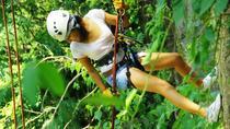 Puerto Vallarta Adventure Tour: Ziplining, Rappelling and Tequila Tasting, Puerto Vallarta, Ziplines
