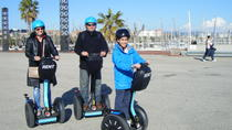 Sightseeing Segway Tour in Barcelona, Barcelona, Bike & Mountain Bike Tours