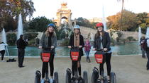 Sightseeing Segway Tour in Barcelona, Barcelona, Photography Tours