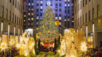 NYC Tree Lighting Gala at Rockefeller Center, New York City, Christmas