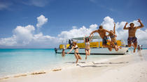 Full Day Cruise from Providenciales with Snorkeling and BBQ Lunch, Providenciales