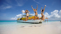 Half Day Cruise from Providenciales with Snorkeling and Beach Picnic, プロビデンシアレス島