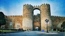 Avila and Segovia from Madrid, Spain, City Tours