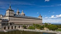 El Escorial och Valley of the Fallen Half-Day och Madrid Segway Tour, Madrid, Dagsturer