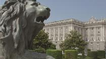 Madrid Panoramic Tour with Royal Palace Entrance Ticket, Madrid, Custom Private Tours