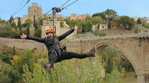 Toledo City Tour and Zipline from Madrid, Madrid, Day Trips