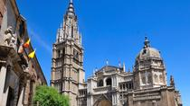 Toledo City with Flamenco Show Special Combo, Madrid, Day Trips