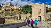Toledo Guided Half Day and Madrid Segway Tour, Madrid, City Tours