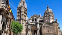 Toledo Self-Guided Tour from Madrid with Primate Cathedral, Madrid, Full-day Tours