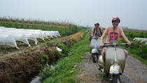 Hanoi discovery for half day by VESPA motorbike, Hanoi, Food Tours