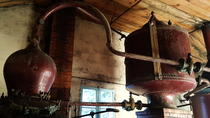 Private Guided Tour of Cognac House, Distillery and Cooperage from Angouleme, Cognac