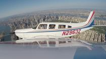 Rondvlucht boven New York City, Newark, Air Tours