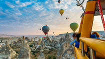 2 Days Cappadocia Tours From Istanbul by Plane