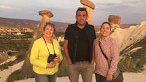 Cappadocia Fairy Chimneys Tour with Luch, Goreme, Day Trips