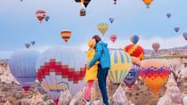 Cappadocia Tour and Hot air Balloon Tour (Included 1night Accommodation), Goreme, Balloon Rides