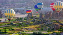 Istanbul to Cappadocia Package Tours, Goreme, Balloon Rides
