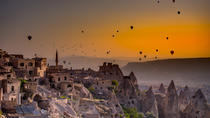 Private 5 Days Turkey Tour by Plane, Goreme, Air Tours