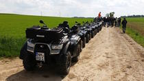 Offroad ATV Tour in Velburg, バイエルン州