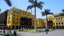 Lima City Walking Tour, Lima, Half-day Tours