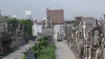 Presbitero Maestro Cemetery Tour in Lima , Lima, City Tours