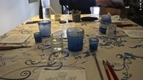 Discover the art of azulejos with your hands, Lisbon, Painting Classes