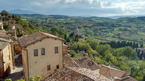 Special dinner in Montepulciano with a unique view, Montepulciano, Food Tours