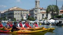 3 Hour Sea Kayak Trip in the Canals of Sete, Montpellier