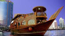 Romantic Dhow Cruise Dinner on Dubai Creek, Dubai, Dhow Cruises