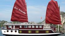 3 days Charter Eco Friendly junk - Halong Bay - Lan Ha Bay - Catba Island, Hanoi, Day Cruises