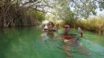 Sian Kaan Muyil Floating Canals, Tulum, Archaeology Tours