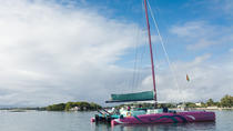 Full Day Catamaran Cruise on the Harris Wilson I in the South East of Mauritius, Mauritius, Day ...