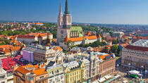 Best of Zagreb Private Day Trip from Plitvice, Plitvice Lakes National Park, Walking Tours
