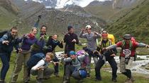 SALKANTAY TREK TO MACHUPICCHU IN 5 DAYS, Cusco, Hiking & Camping
