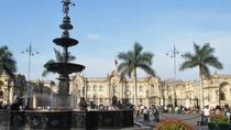 Private Tour: Historic Lima and Larco Museum, Lima, City Tours