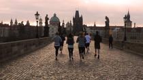 Prague to Karlstejn Castle Running Tour, 48-Hour Prague Hop-on Hop-off Bus Pass And Private ...