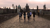 Prague to Karlstejn Castle Running Tour, 48-Hour Prague Sightseeing Bus Pass, and Private ...