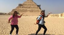 Private Day Tour of Saqqara and Quad Bike Adventure, Cairo, Day Trips