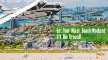 Privévliegtuigentour over Miami Beach en South Beach, Miami, Air Tours
