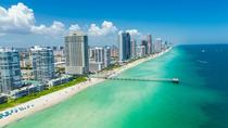 Private Plane Tour over White Sandy Beaches, Miami
