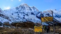 Annapurna Base Camp Trek 14 Days, Pokhara, Hiking & Camping