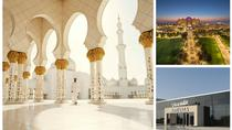 Private Abu Dhabi Stopover Tour: Quick City Tour Including Sheikh Zayed Grand Mosque, Abu Dhabi