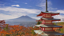 Autumn Leaves: Mt. Fuji, 5-Storey Pagoda, and Lake Kawaguchi Day Trip from Tokyo, Tokyo, Seasonal ...