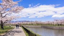 Cherry Blossom: South Hokkaido Flower Viewing at Goryokaku and Matsumae Park, Sapporo, Day Trips