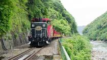 Day Trip to the Sagano Romantic Train and the Hozugawa River Boat Ride, Osaka, Day Trips