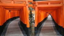 Explore Main Sightseeing Spots of Kyoto and Nara in 1 Day from Osaka, Osaka, Day Trips