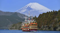 Mt Fuji Day Trip to Lake Ashi Cruise and Odawara Castle including Lunch, Tokyo, Day Trips