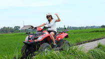 Full-Day Quad Bike Adventure Tour in Bali, Bali, 4WD, ATV & Off-Road Tours