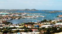 Private St Maarten Island Sightseeing Tour, Philipsburg